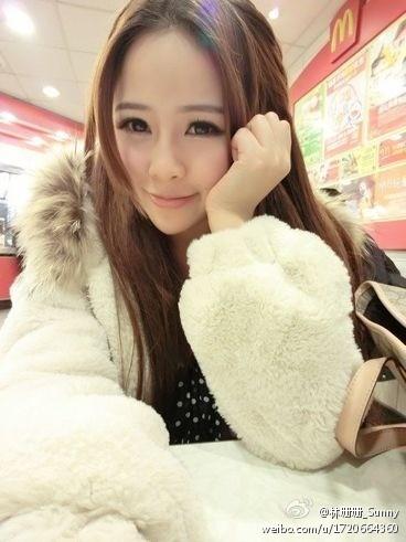 林珊珊sunny_林珊珊_Sunny_7 - 时尚美女 - 微博女人