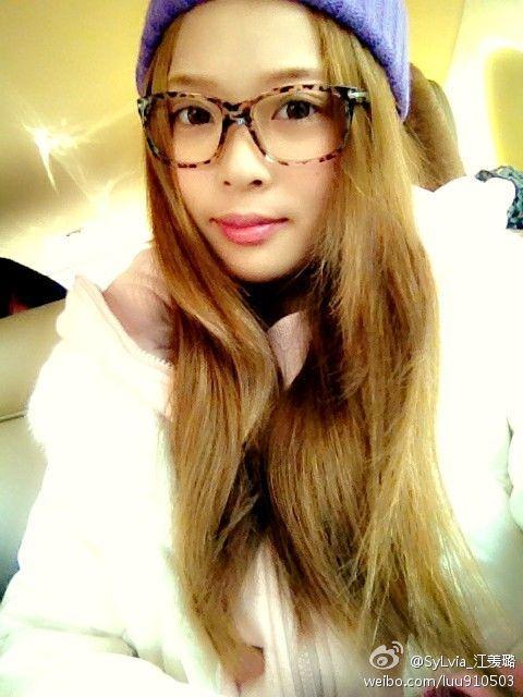 メガネの 美人美女 画像